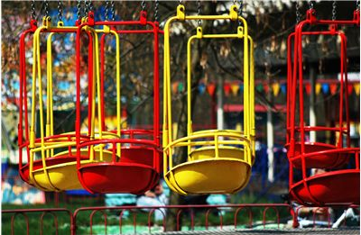 Picture Of Carousel Swings