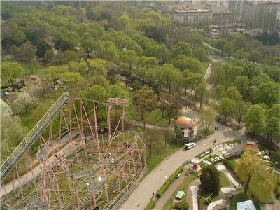 Picture Of Vienna Prater